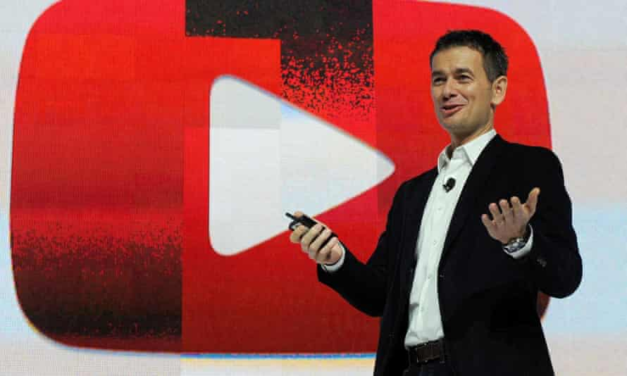 YouTube's Robert Kyncl on licensing: 'While we wish that we had 100 per cent success rate, we understand that is not likely an achievable goal'.