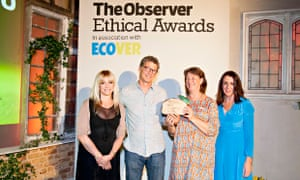 Retailer of the Year awarded to Riverford, Observer Ethical Awards