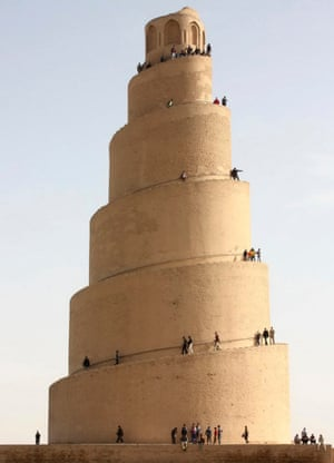 The Spiral Minaret of the Great Mosque in Samarra