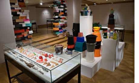 Joshua Sofaer's Scavengers installation, for Tate Modern