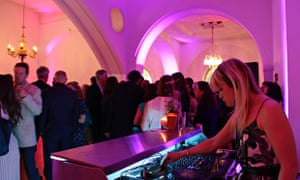 After party time, Observer Ethical Awards 2014