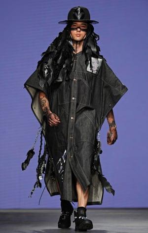 Gap-year styling: MAN: Runway -  London Collections: Men SS15