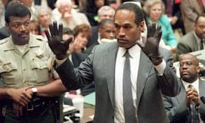 oj simpson gloves double murder trial