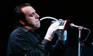 Canadian musician Gonzales (known as Chilly Gonzales, real name Jason Charles Beck)