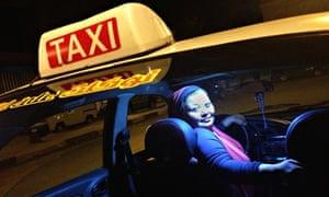 Cabbie Nour Gaber