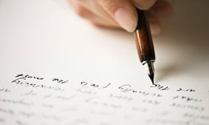 write a letter to your grandmother about her health