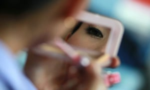 Between cosmetics, perfumes, personal care products and feminine hygiene products, women in the US apply an average of 168 chemicals to their faces and bodies every day, according to new research.