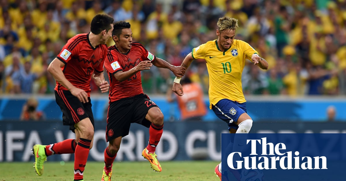 b892277464c Brazil 0-0 Mexico | World Cup Group A match report | Football | The ...