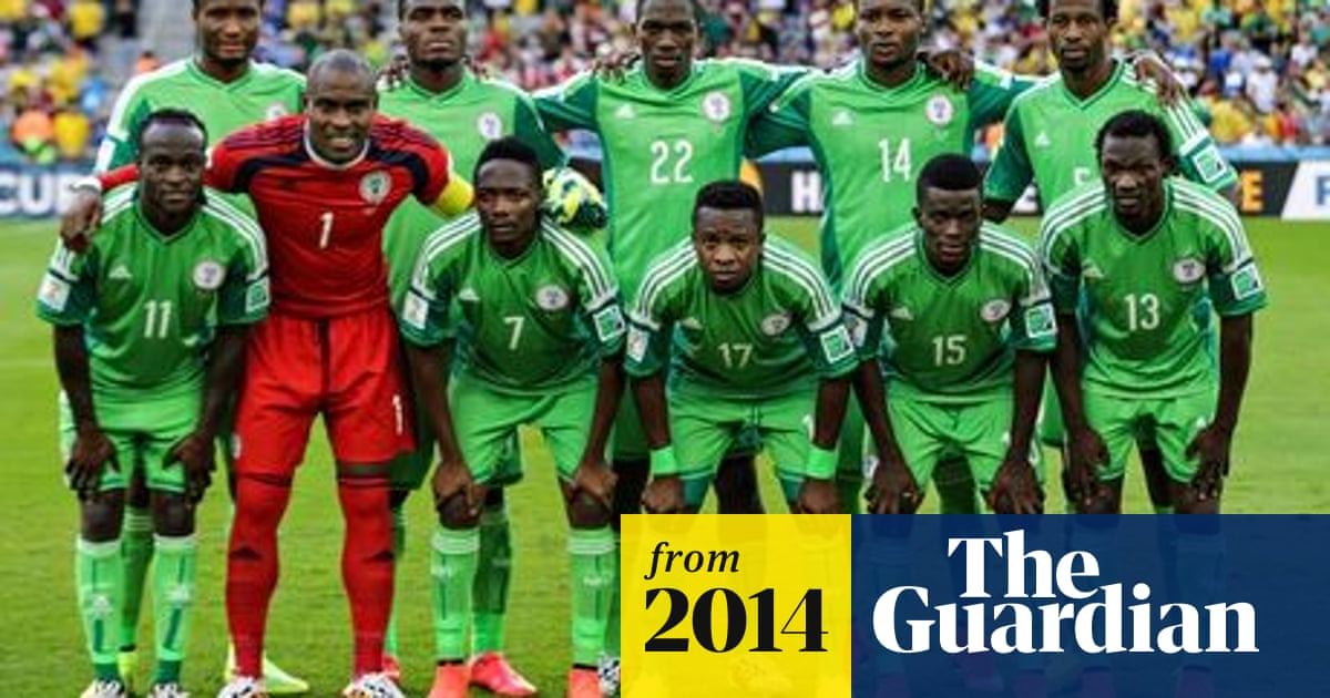 lowest price 958bc 4c268 Nigerian World Cup fans targeted by deadly bomb | World news ...