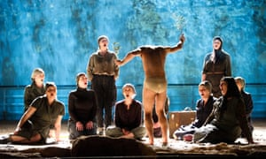 The Death Of Klinghoffer by English National Opera and Metropolitan Opera at London Coliseum. Directed by Tom Morris