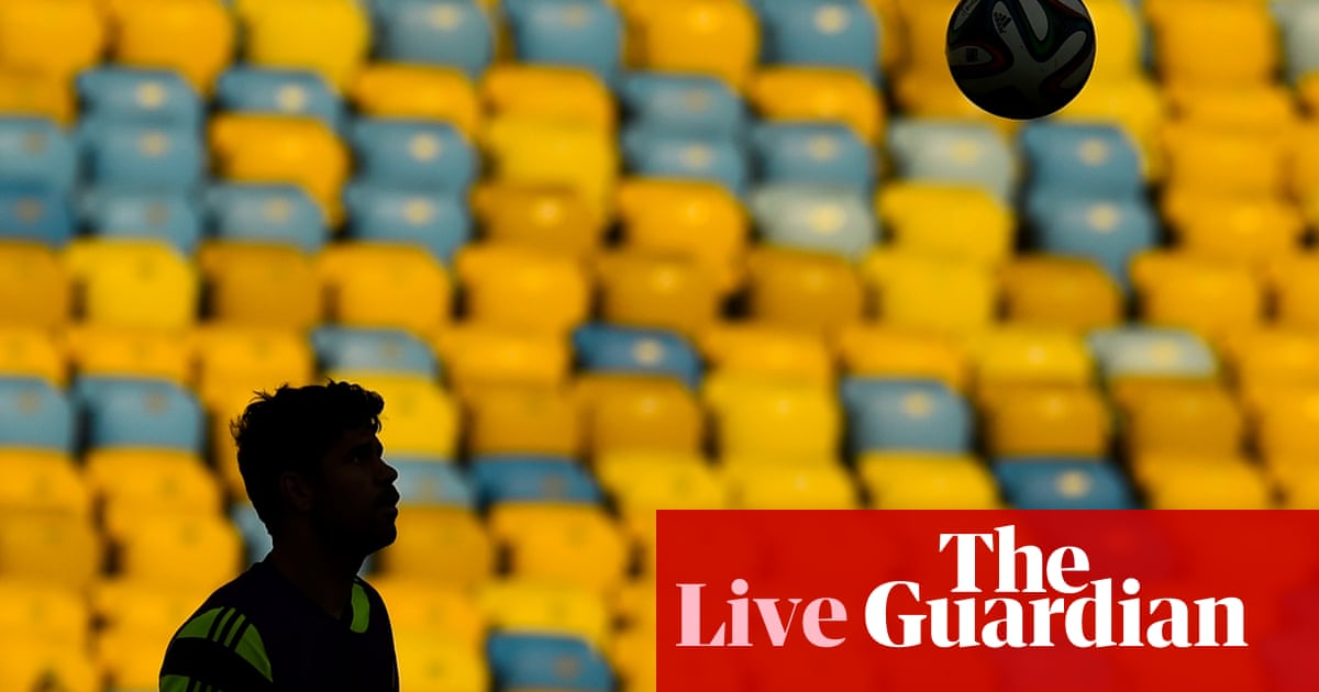 World Cup 2014 – as it happened | Football | The Guardian