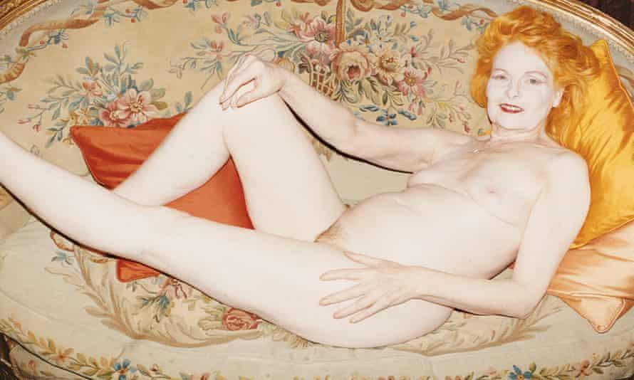 Vivienne Westwood, photographed by Juergen Teller.