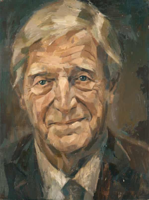 Michael Parkinson, by Jonathan Yeo.