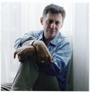 Gabriel Byrne, photographed by Sam Taylor-Johnson for her Crying Men series, 2002.