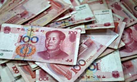China's yuan/renmimbi
