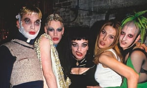 Michael Alig and New York Club Kids