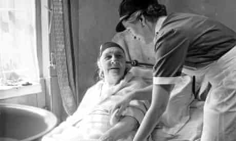 Archive district nurse pic 1948