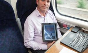 ebook on the iPad