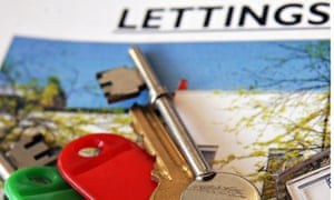 Getting the keys to a rented property