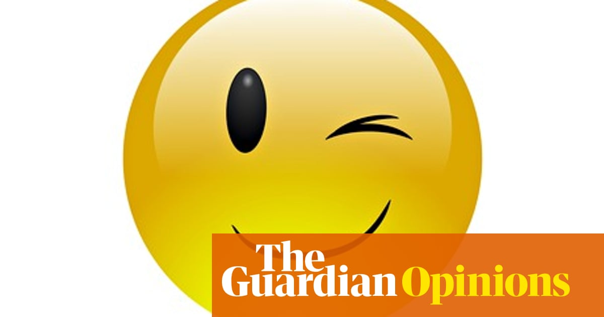 Adults who use emoji should grow up | David Webster