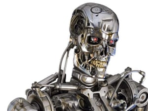 The T-800 from the movie Terminator 2: Judgment Day.