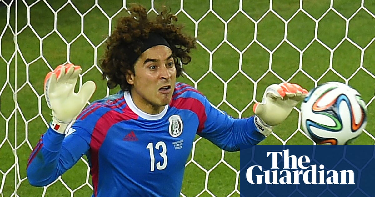 c21c8cff0 Mexico goalkeeper Guillermo Ochoa is a player of substance