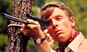 Edward Fox in The Day of the Jackal