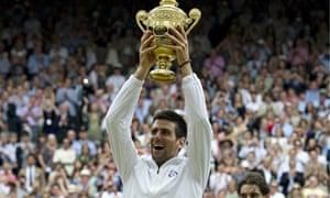 Novak Djokovic, Wimbledon 2011