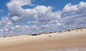 Clouds in the Algarve