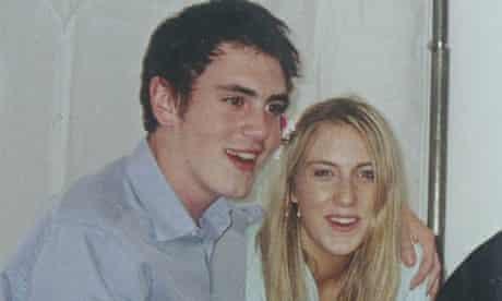 Tom Ellen and Lucy Ivison