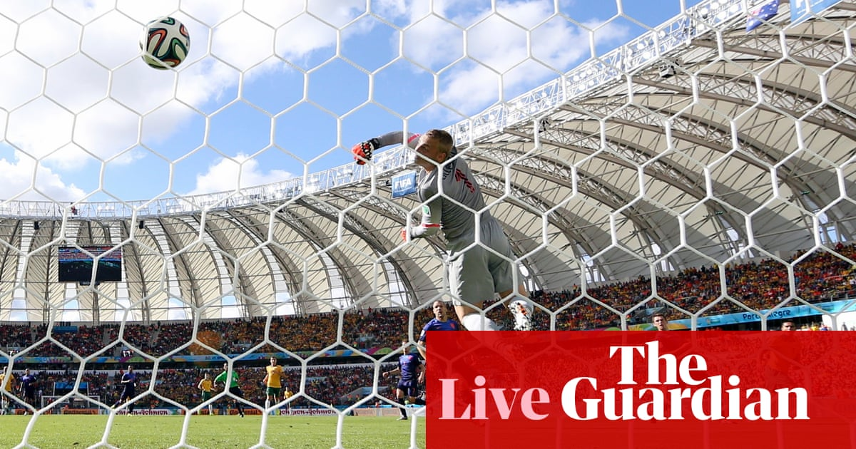 ce282363 World Cup 2014: Uruguay v England countdown – as it happened ...