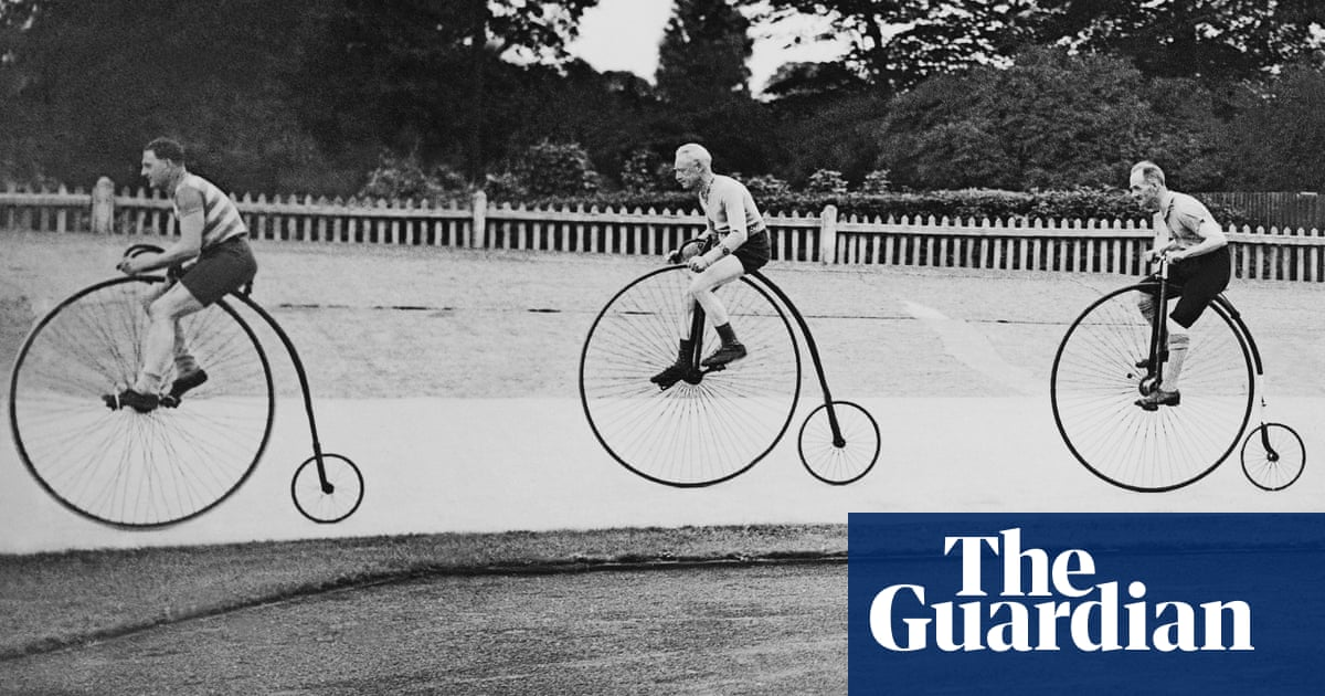 Why I Love Cycling Life And Style The Guardian