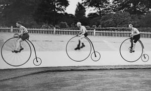 Cycling - Penny farthing
