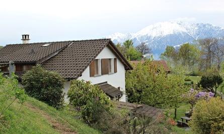 Hotel Sass da Grüm, Vairano, Switzerland