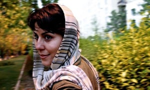 Iranian film-maker Mahnaz Mohammadi