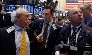 New York Stock Exchange, US economy