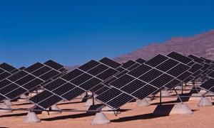 Clean energy: the way forward.