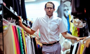 Dov Charney, chairman and chief executive officer of American Apparel.
