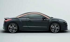 Peugeot RCZ R: car review | Martin Love | Technology | The Guardian