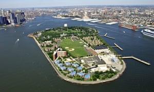 Governor565s Island, Lower Manhattan