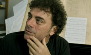 Composer Luca Francesconi