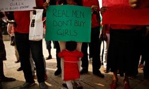 Nigerians, schoolgirls
