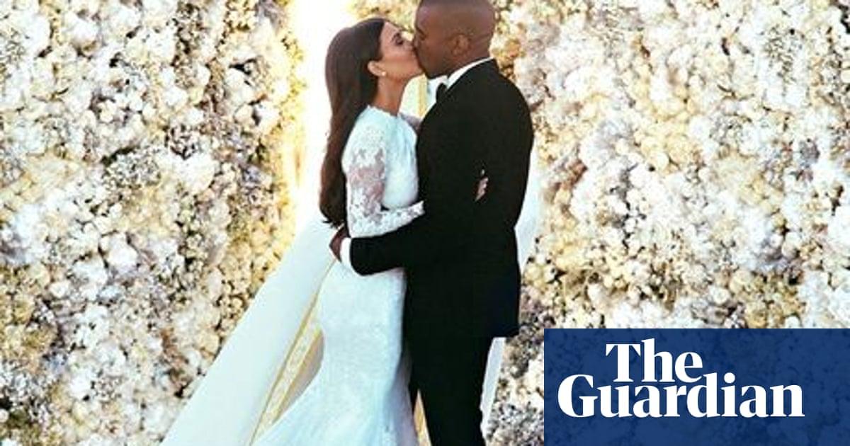 4597c4a6c0 Kanye West tells Annie Leibovitz: check out my wedding snap | Life ...