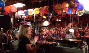"""Clap your hands: Colleen """"Cosmo"""" Murphy on the decks"""