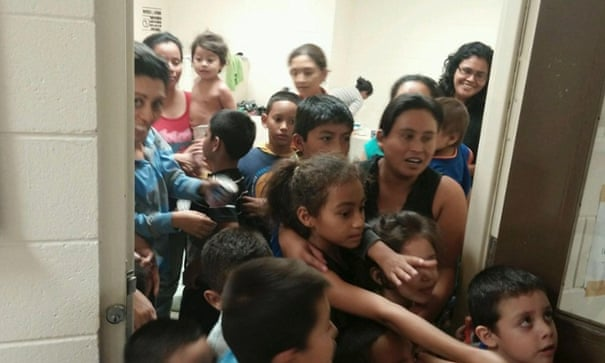 Texas feels the strain from rise in Central Americans