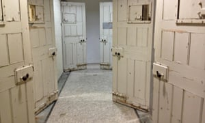 Cells hallway
