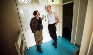 Macbeth and Banquo.
