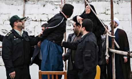 iran pardon