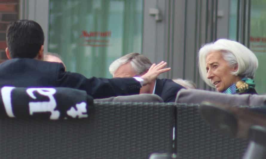 Walsh Lagarde