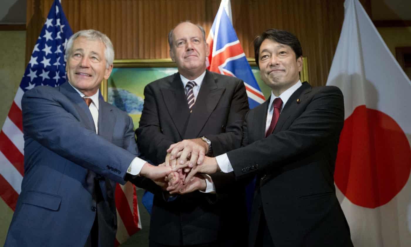Australian defence minister backs US on China's 'destabilising' actions